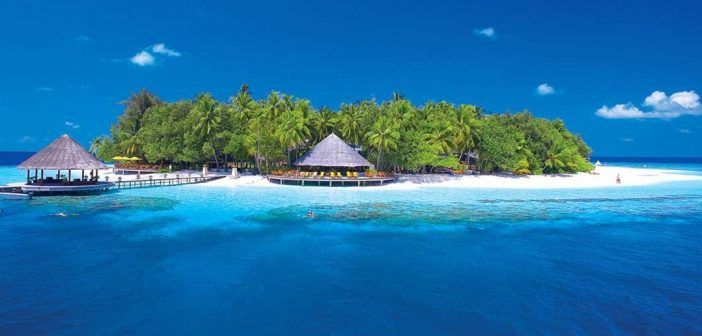 Tropikal Cennet Maldiv Adaları